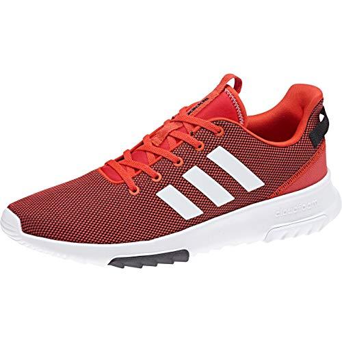 adidas Cloudfoam Racer TR, Scarpe da Trail Running Uomo, Rosso (Scarlet/Ftwwht/Corred 000), 49 1/3 EU
