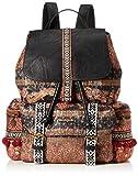Desigual Indo Japan Tribeca Backpack Big Red Ocre