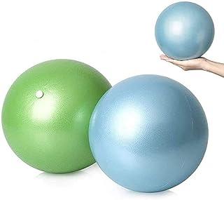 Fleurapance Mini Exercise Balls Pilates Yoga Ball 9 Inch Small Bender Ball for Stability, Barre, Pilates, Yoga, Core Train...