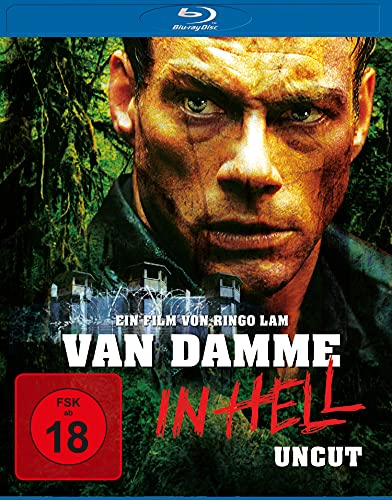 In Hell - Rage Unleashed [Blu-ray]