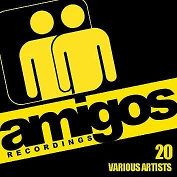 Amigos 020 Various Artists