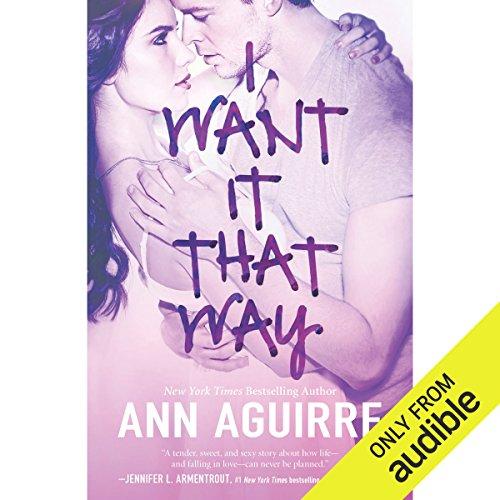 I Want It That Way audiobook cover art