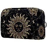 Bolsa de maquillaje personalizada para brochas de maquillaje, bolsa de aseo portátil para mujeres, bolso cosmético, organizador de viaje estilo gitano