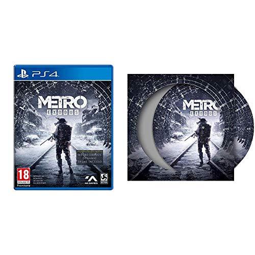 Metro Exodus - Vinyl Edition [Esclusiva Amazon] - PlayStation 4 inkl. Soundtrack auf Vinyl