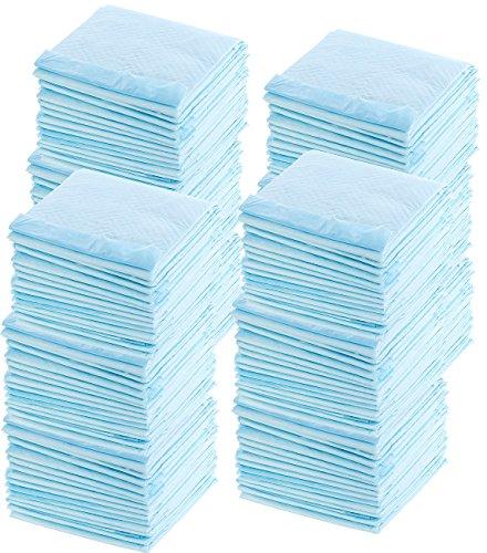 Sweetypet Welpenmatte: Trainingsunterlagen für Welpen, sehr saugfähig, 60 x 60 cm, 180 Stück (Trainingsmatte)