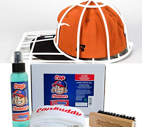 Cap Buddy Cap Cleaner Set Regalo Premium Baseball