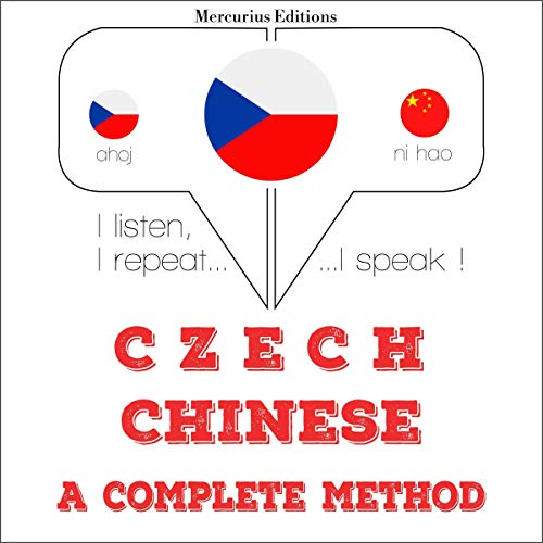 Czech - Chinese. A complete method cover art