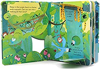 Education & Teaching - Manga Book English Educational Picture Drawing Coloring Book Peep Inside For Kids Children Books Ba...