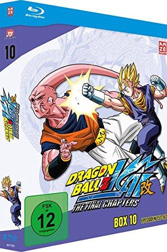 Dragonball Z Kai - TV-Serie - Vol.10 - [Blu-ray]