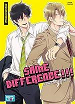 Same Difference - Tome 03 - Livre (Manga) - Yaoi de Hiiragi Nozomu