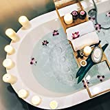 Medisana MBH Luftsprudelmatte mit Aromaspender – Whirpoolmatte mit 3 Intensitätsstufen – für die Lockerung von verspannter Muskulatur – für jede Badewanne geeignet – 2. Generation – 88377 - 7
