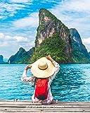 2020-2024 Five Year Planner: Asian Travel Dreams Thailand | 60 Month Calendar and Log Book | Business Team Time Management Plan | Agile Sprint | ... 5 Year - 2020 2021 2022 2023 2024 Calendar)