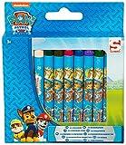 SRV Hub® 24 lápices de colores Paw Patrol Colores, colores de cera, duraderos y duraderos, no tóxicos y seguros para niños de más de 3 años