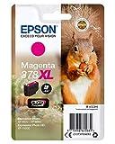 Epson 378XL 9.3ml 830páginas Magenta cartucho de tinta - Cartucho de tinta para impresoras (Epson, Magenta, Expression Photo XP-8500, XP-8505 Expression Photo HD XP-15000, 9,3 ml, 830 páginas)