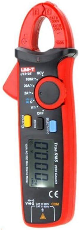CSJ-CSJ Mini digital clamp Finally resale start meter AC value DC1 ammeter Overseas parallel import regular item effective