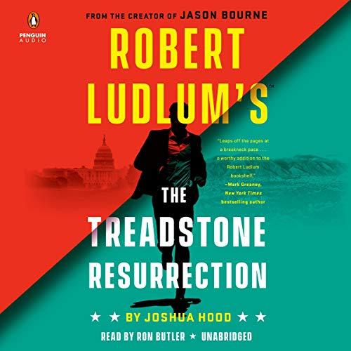 Robert Ludlum's The Treadstone Resurrection Audiobook By Joshua Hood cover art