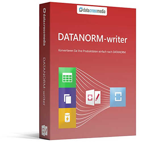 DATANORM-writer 6 Profi Desktop-Lizenz Vollversion
