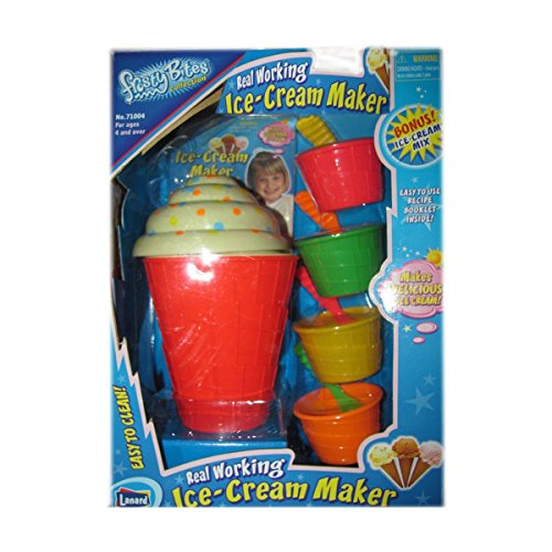 Check Out This Frosty Bites Collection Ice-Cream Maker Ages 4+ - No. 71004