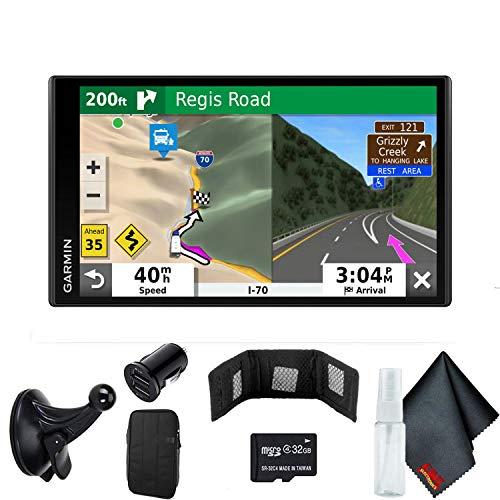 Garmin RV 780 & Traffic 6.95inch Advanced GPS with Custom RV Routing,
