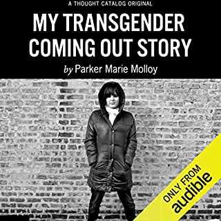 My Transgender Coming Out Story audiobook cover art