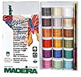 Madeira 8035 Klare Box: Cotona No.50: 18 x 200m: Spulen, One Size