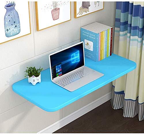 Mesa plegable de pared AXAA para lavandería, mesa de trabajo montada en la pared, mesa de comedor, mesa de bar, mesa de estudio, tamaño multi