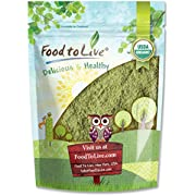 Organic Broccoli Powder, 1 Pound — Non-GMO, Raw, Kosher, 100% Pure, Ground from Whole Vegetables, Vegan Superfood, Bulk, Rich in Fiber, Great for Juices, Drinks, and Smoothies