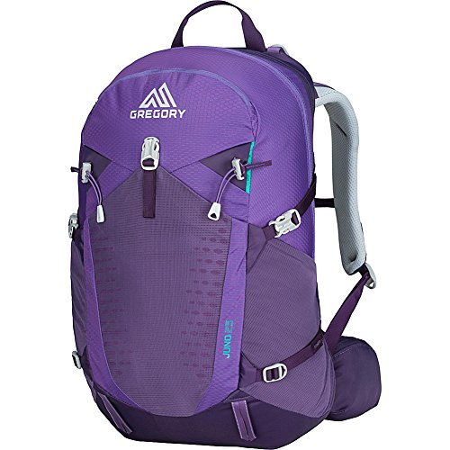 Gregory Mountain Products Juno 25 Liter 3D-Hydro Women's Daypack, Acai Purple, One Size