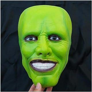 映画マスクコスプレグリーンマスク大人用コスチュームファンシーハロウィンコスチュームドレスアップドレスコスプレマスク