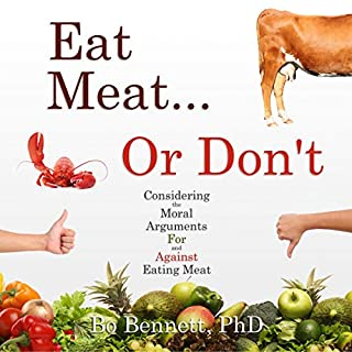 Eat Meat... or Don't audiobook cover art