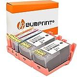 5 Bubprint Cartuchos de Tinta Compatible para HP 920 XL 920XL para OfficeJet 6000 6500 6500A Plus 7000 Special Edition 7500A Wireless Negro Cian Magenta Amarillo Multipack