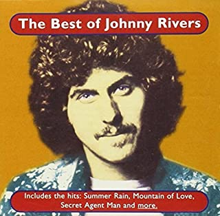 Best of Johnny Rivers by JOHNNY RIVERS (2005-10-04)