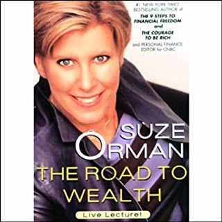 The Road to Wealth audiobook cover art