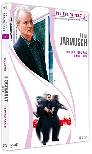 Jim Jarmusch : Broken Flowers + Ghost Dog - La voie du Samouraï [Francia] [DVD]