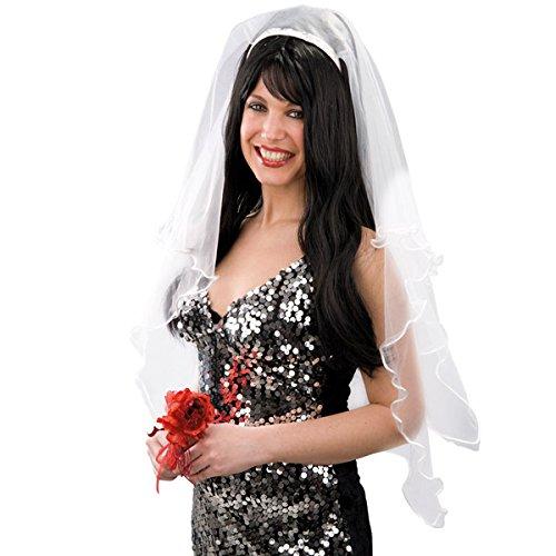Carnival Toys Voile de mariée déguisement Mariage