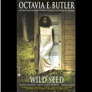 Wild Seed cover art