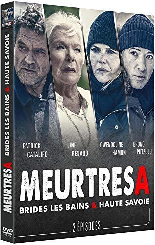 Meurtres à : Brides-les-Bains & Haute-Savoie [Francia] [DVD]