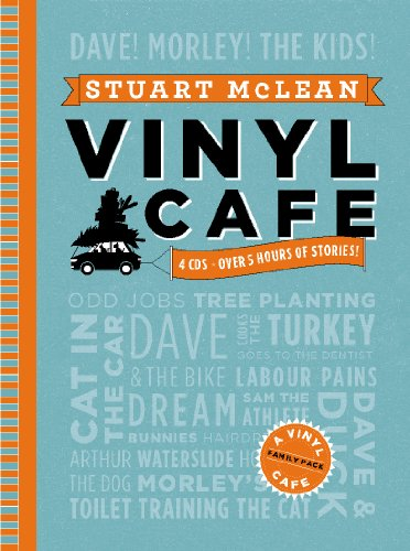 Vinyl Cafe Family Pack