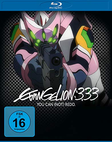 Evangelion: 3.33 - You can (not) redo [Blu-ray]