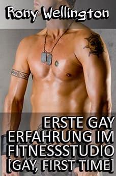 Erste Gay Erfahrung im Fitnessstudio [Gay, First Time