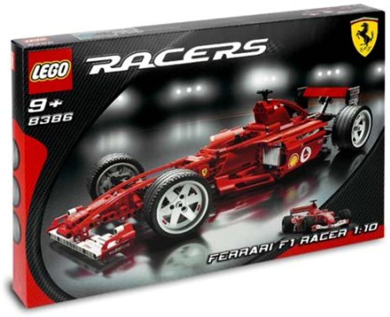 Lego Racers 8386 - Ferrari F1 Racer, gro
