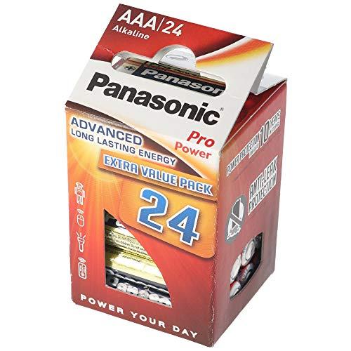 Panasonic Pro Power LR03PPG/24PD Pile Alcaline