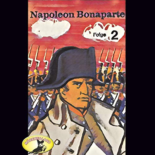 Napoleon Bonaparte 2 audiobook cover art