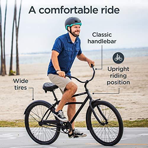 51233blaVGL. SL500 Schwinn Discover Hybrid Bike for Men and Women