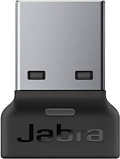 Jabra Link 380c MS USB A Bluetooth Adapter – Wireless Dongle für Evolve2 85 und 65 Headsets
