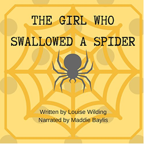 The Girl Who Swallowed a Spider cover art