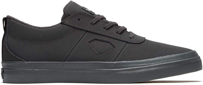 Diamond Supply Co. Men's Icon pink Low Top Sneaker shoes Black Blk