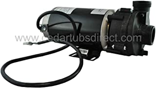 1 HP Spa Pump -Vico Ulitma by UltraJet / Balboa Victoria Hot tub Pump -120 VAC
