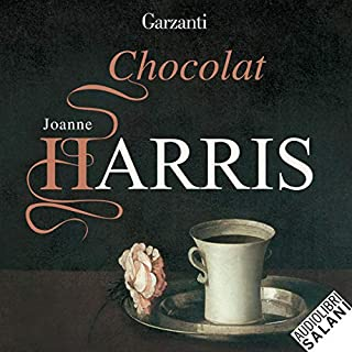 Chocolat audiobook cover art