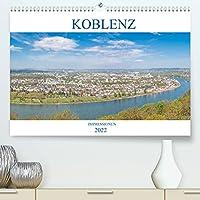 Koblenz Impressionen (Premium, hochwertiger DIN A2 Wandkalender 2022, Kunstdruck in Hochglanz): Der Kalender zeigt Koblenz von seinen eindrucksvollsten und seinen schoensten Seiten. (Monatskalender, 14 Seiten )